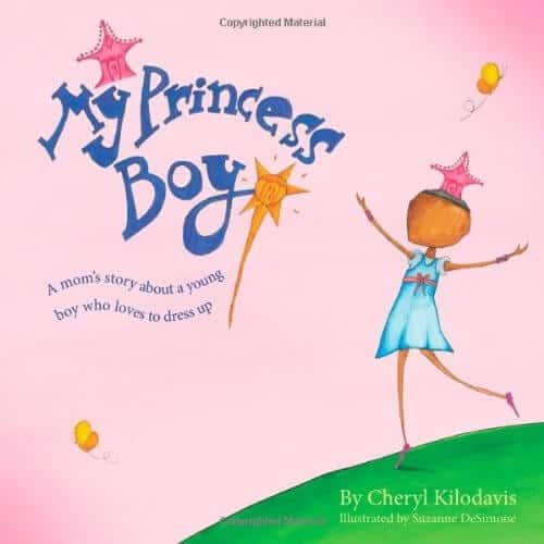my princess boy a book about princesses