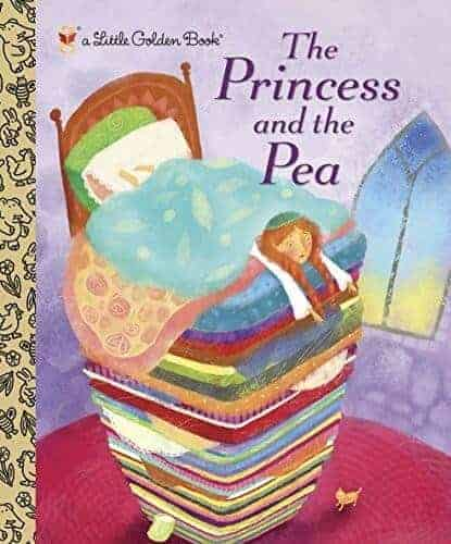 the princess and the pea book about princesses