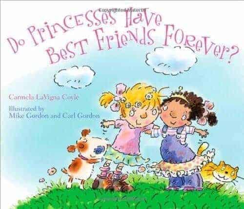 princesses have best friends forever kids books on princesses