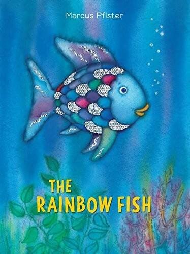 rainbow fish book for kids