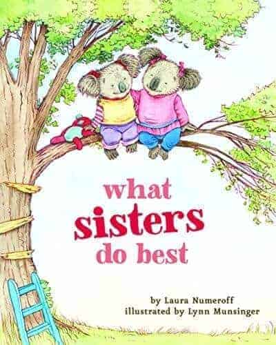 what sisters do nest , a book about sisters