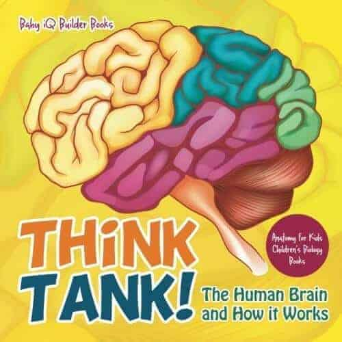 think tank a children's book about the brain