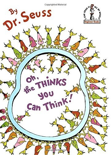oh the things you can think by dr seuss