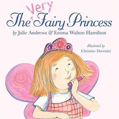 the very fairy princess book for kids