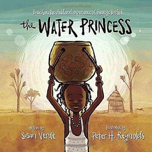 the water princess book about princesses for kids