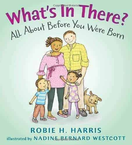 what's in there a book about the human body for kids