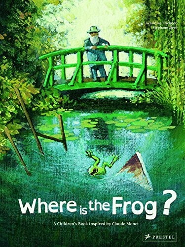where is the frog book for kids about frogs
