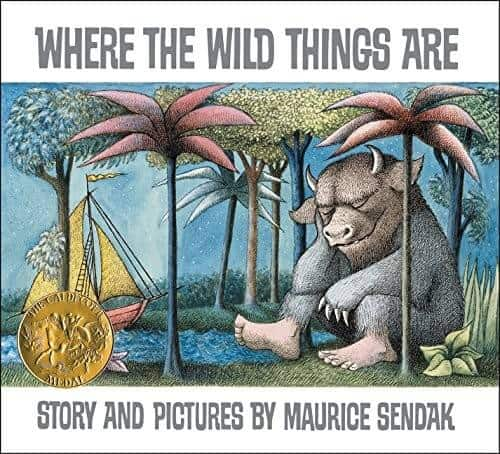 where the wild things are preschool book