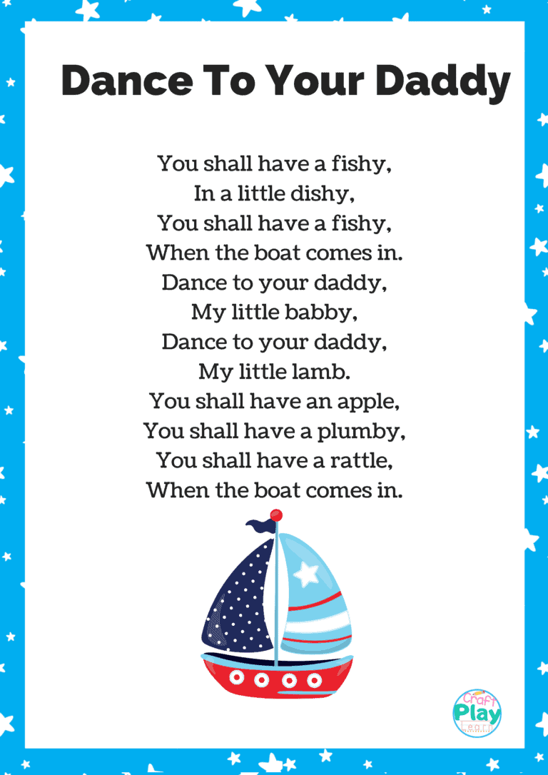 dance to your daddy lyrics and song