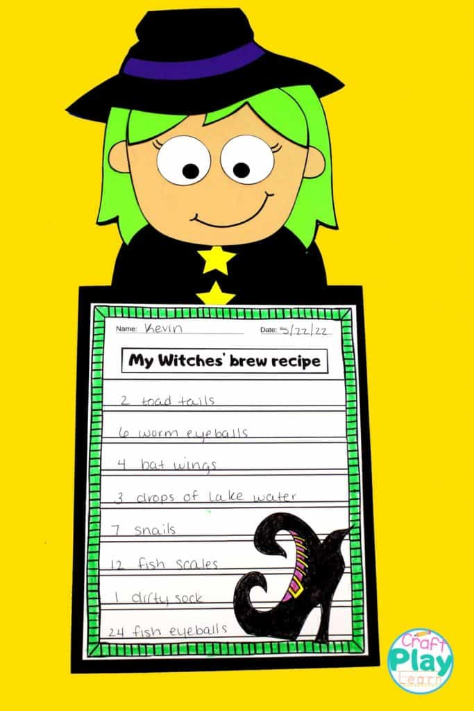 Halloween Witch Craft