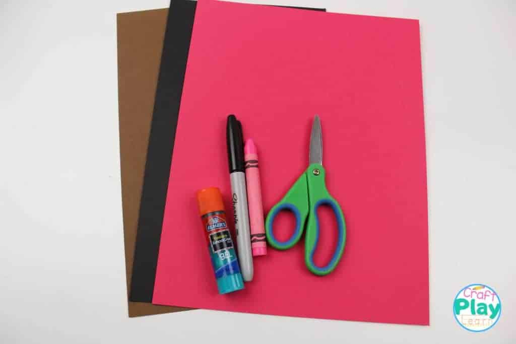 craft papers and accessories