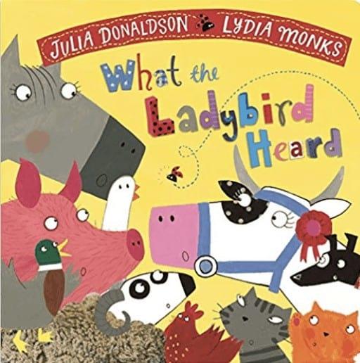 what the ladybird heard kids book