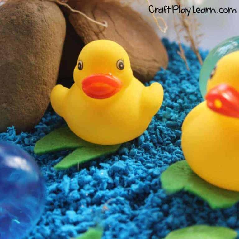 duck activity for preschool kids