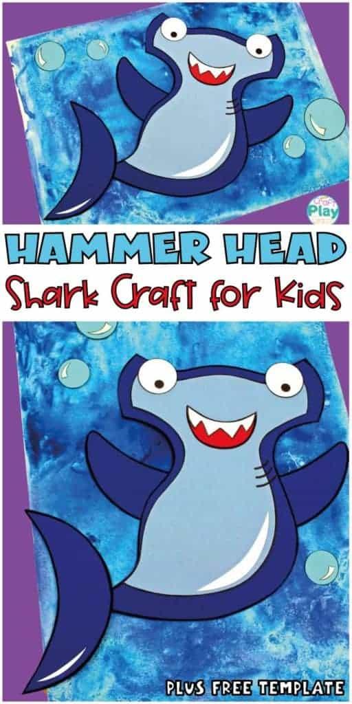 hammer head craft for kids