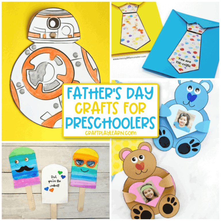 fathers day crafts square