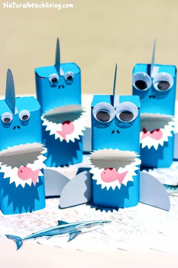 juice box sharks