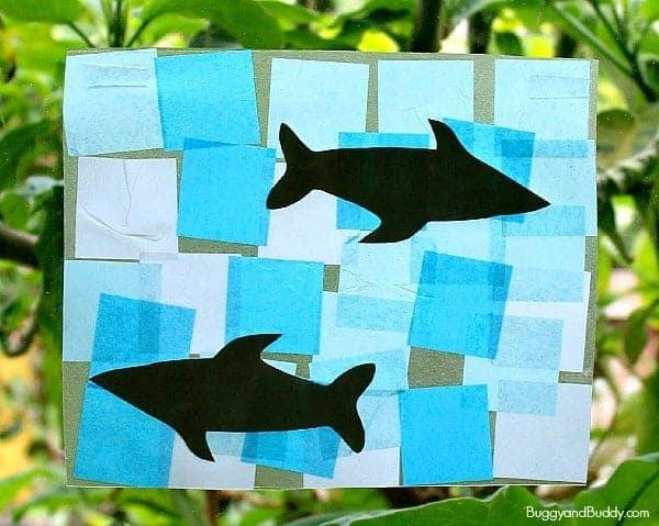 shark suncatcher