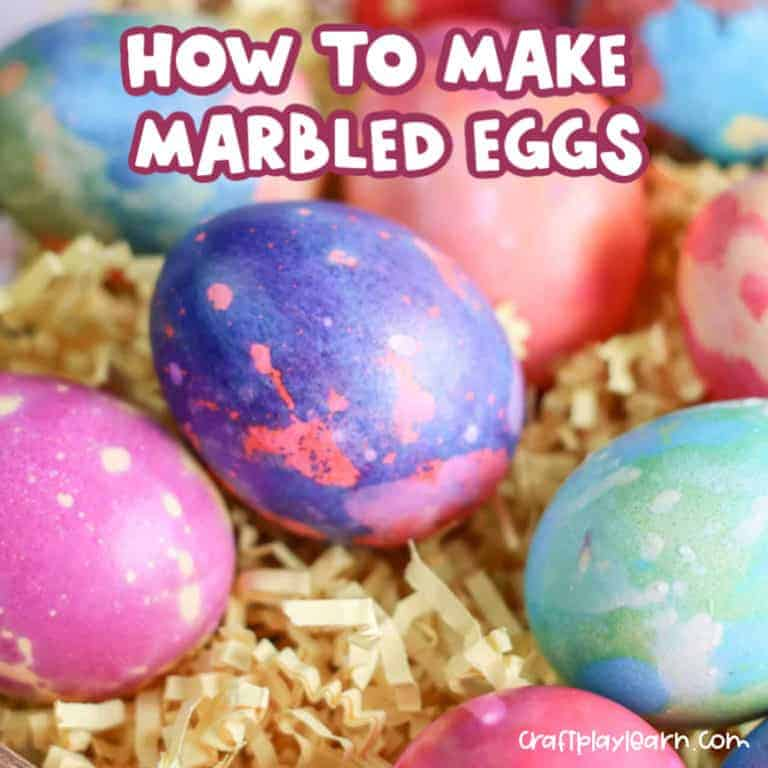 how to make marbeled eggs
