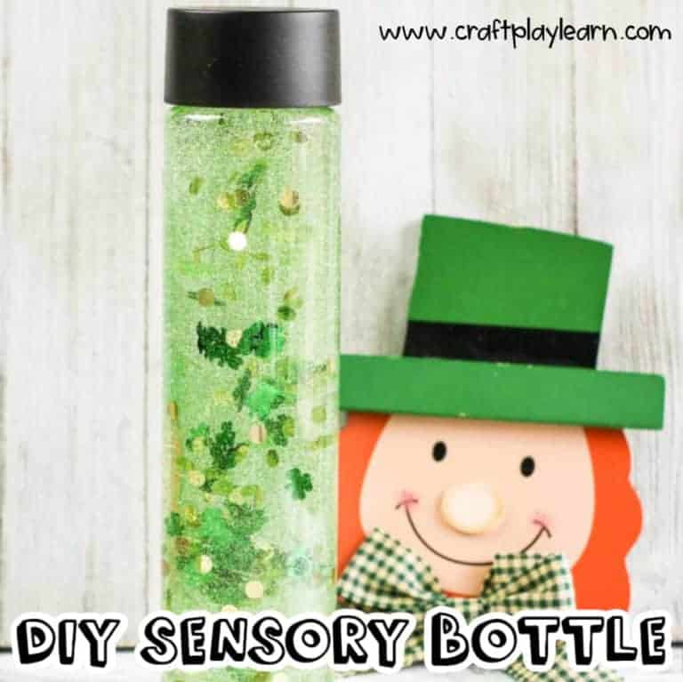 DIY SENSORY BOTTLE