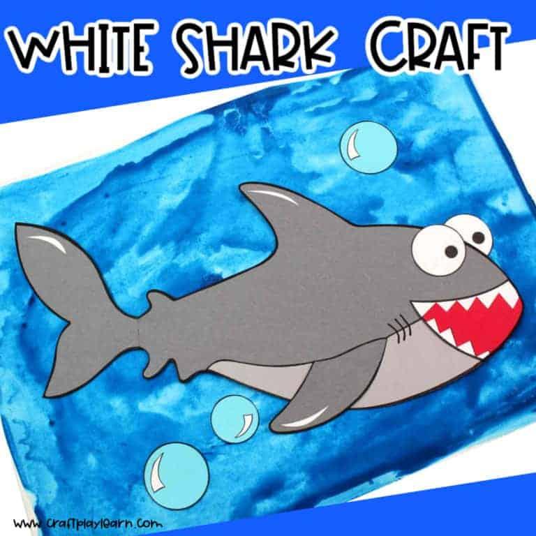 great white shark craft