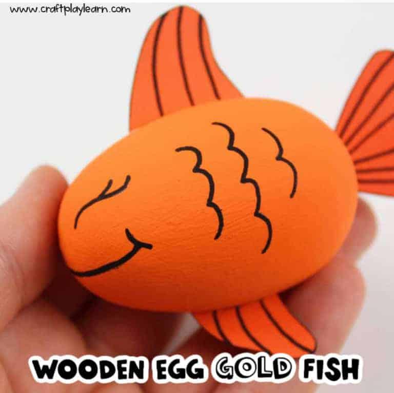 DIY FISH CRAFT