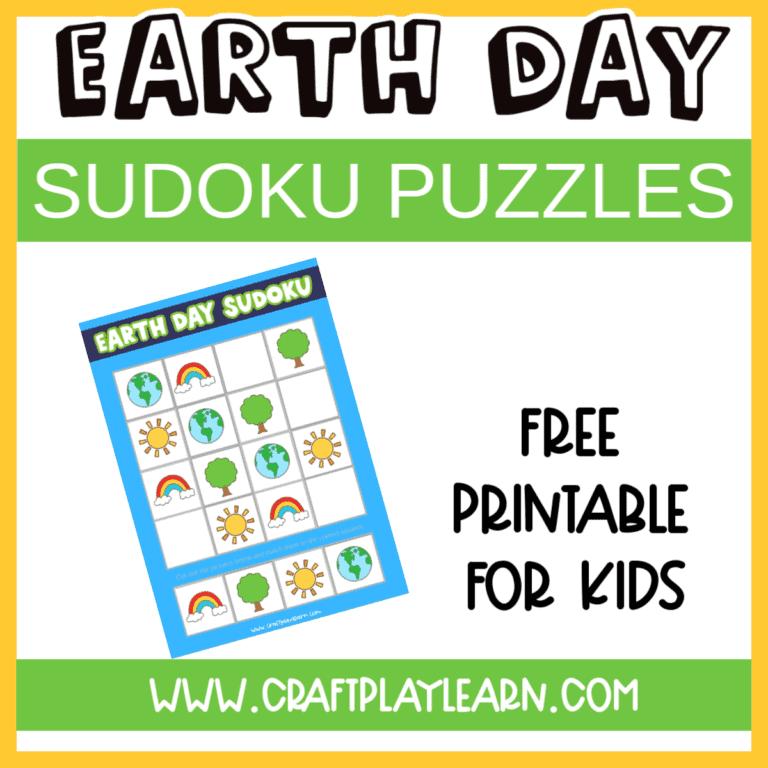 earth sudoku puzzles