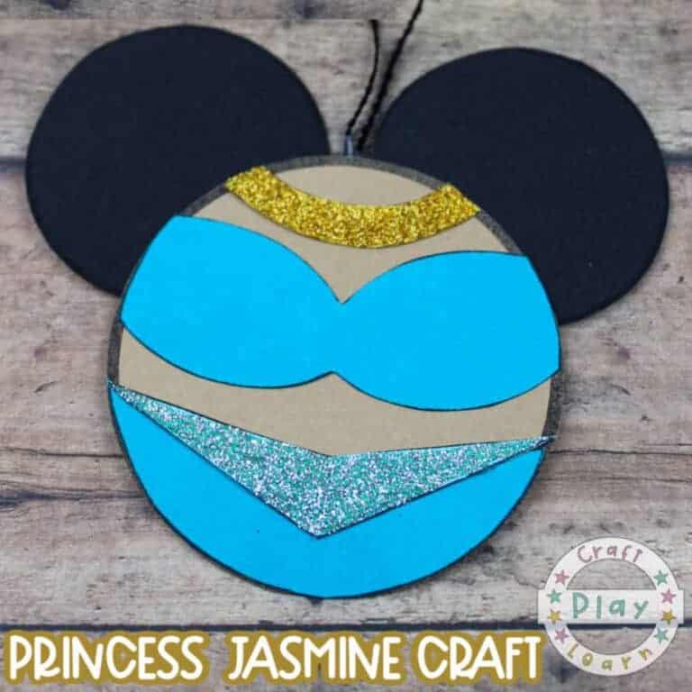 jasmine paper craft