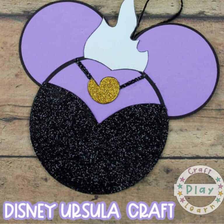 ursula paper craft