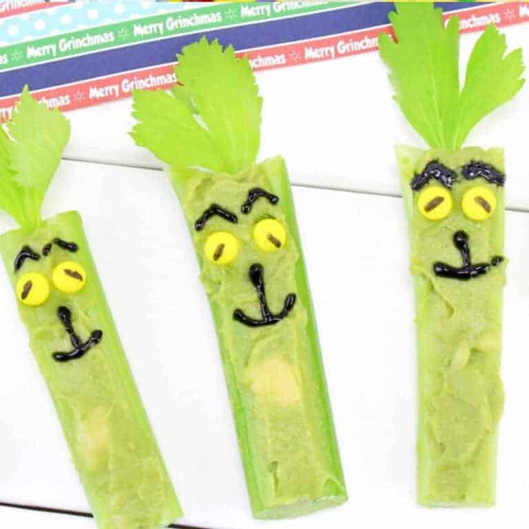 dr seuss celery treats